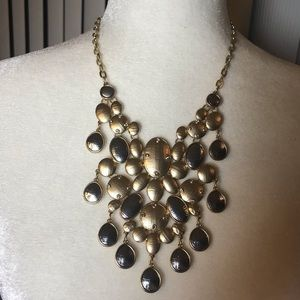 NWT Chico's Sadie Mixed Metal Necklace